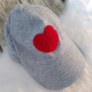 Gymboree Great Heart Baby Hat